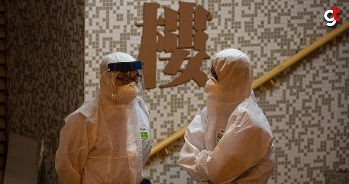 Koronavirüsün bulaştığı kişi sayısı 43 bin 97'ye çıktı