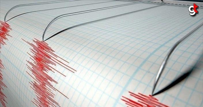 Manisa'da 4 büyüklüğünde deprem