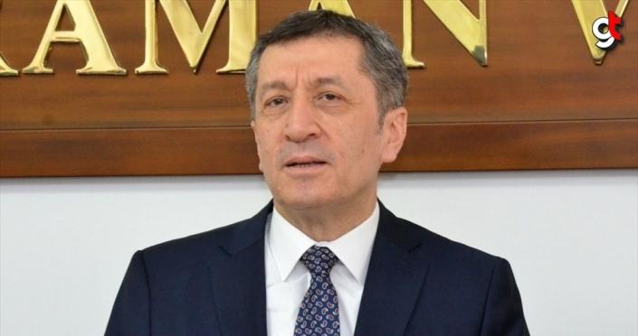 Milli Eğitim Bakanı Selçuk'tan deprem bölgesinde telafi eğitimi açıklaması