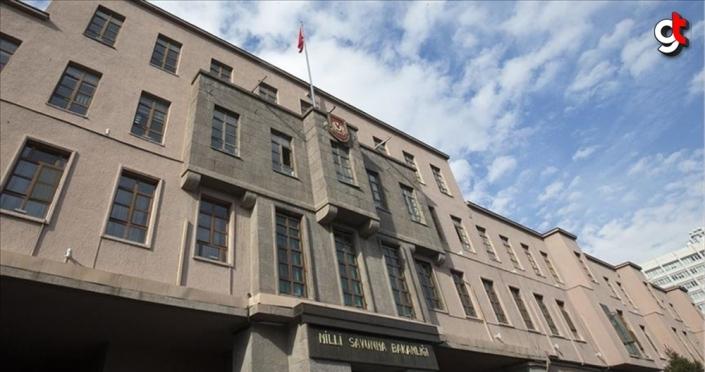 MSB: Barış Pınarı Bölgesi'nde bugüne kadar 1720 EYP ve 903 mayın etkisiz hale getirildi