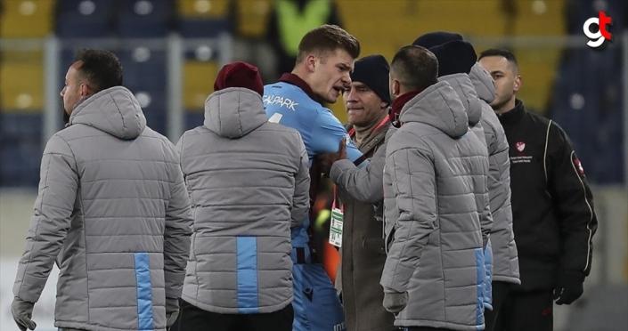 PFDK'dan Sörloth'a 2 maç men cezası