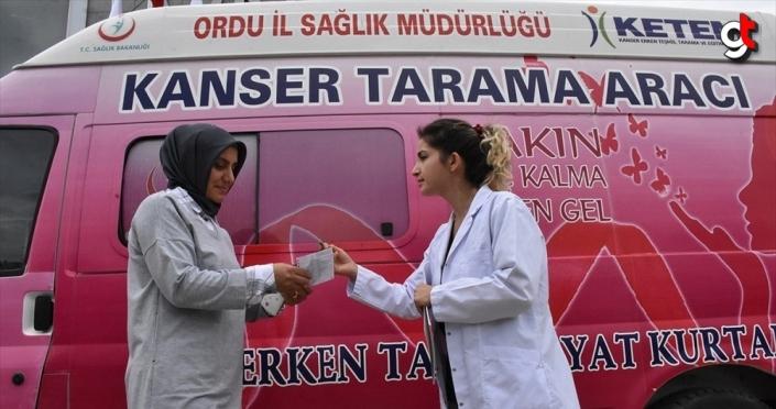 Sağlık Bakanlığından 2019'da 7 milyon kişiye kanser taraması