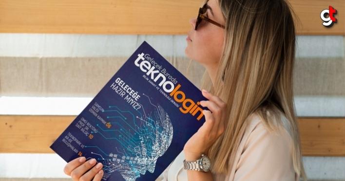 Teknologin dergisinin ilk sayısı çıktı