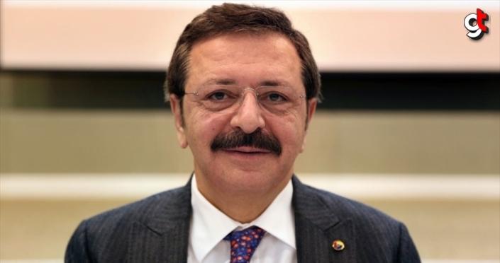 TOBB Başkanı Hisarcıklıoğlu: