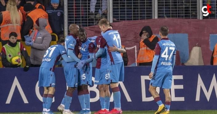 Trabzonspor kupada Büyükşehir Belediye Erzurumspor'a konuk olacak