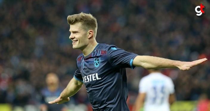 Trabzonspor'un golcüsü Sörloth durdurulamıyor