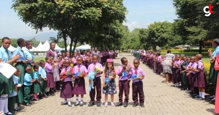 Türkiye Maarif Vakfı Tanzanya'nın Arusha eyaletinde okul açtı