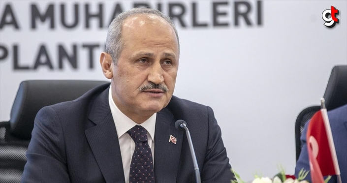 Ulaştırma ve Altyapı Bakanı Turhan: Büyük İstanbul Tüneli Projesi ihalesini bu yıl yapmayı planlıyoruz