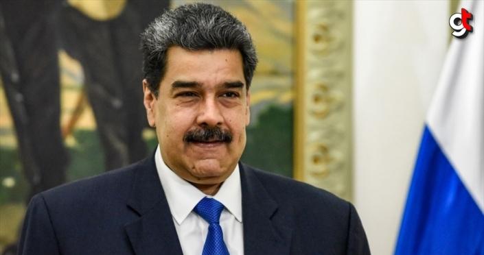 Venezuela Devlet Başkanı Maduro: Guaido'nun tutuklanacağı gün gelmedi