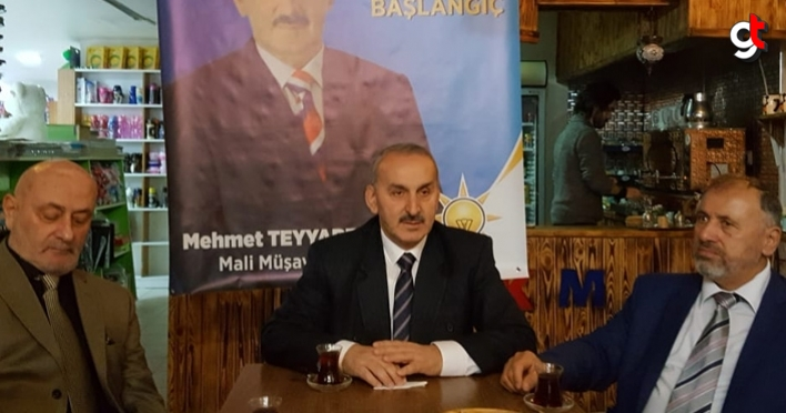 AK Parti Samsun İl Başkan Adayı Mehmet Teyyare'den seferberlik çağrısı