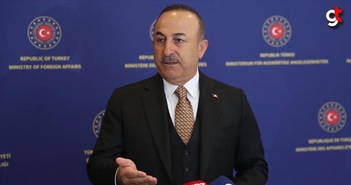Bakan Çavuşoğlu: 3 bin 614 Türk vatandaşı 9 Avrupa ülkesinden bu gece yarısına kadar getirilecek