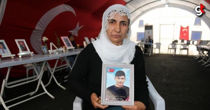 Diyarbakır annesi Küçükdağ: Oğlum burada olmuş olsaydı şu an askerdi