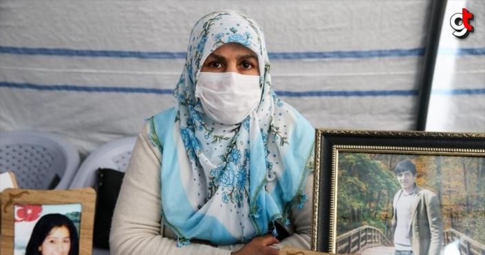 Diyarbakır annesi Salim: Oğlumu almadan buradan gitmem