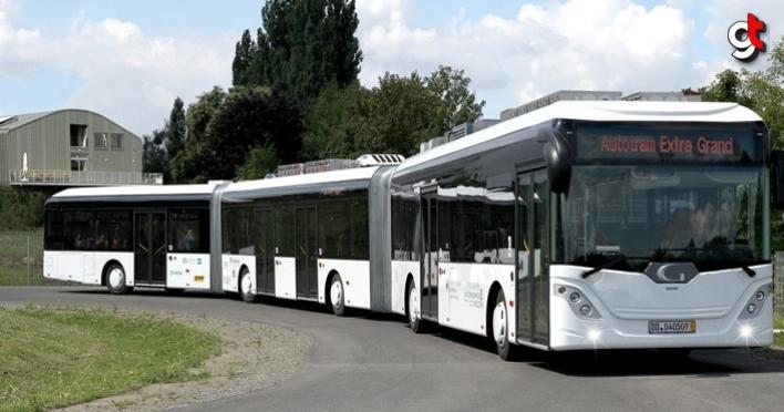Dünyanın En Büyük 10 Otobüsü