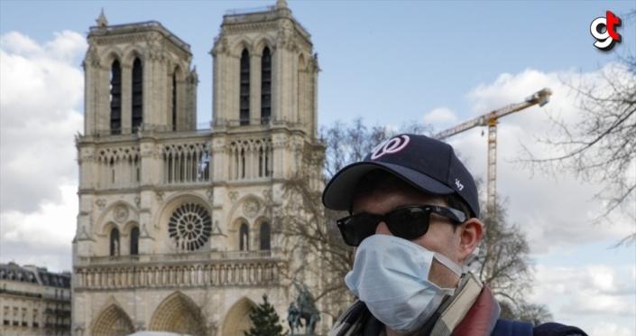 Fransa'da yeni tip koronavirüsten ölenlerin sayısı 274'e yükseldi