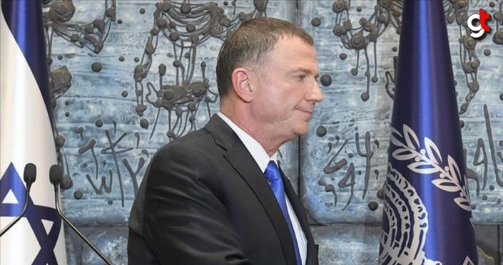 İsrail Meclis Başkanı Edelstein istifa etti