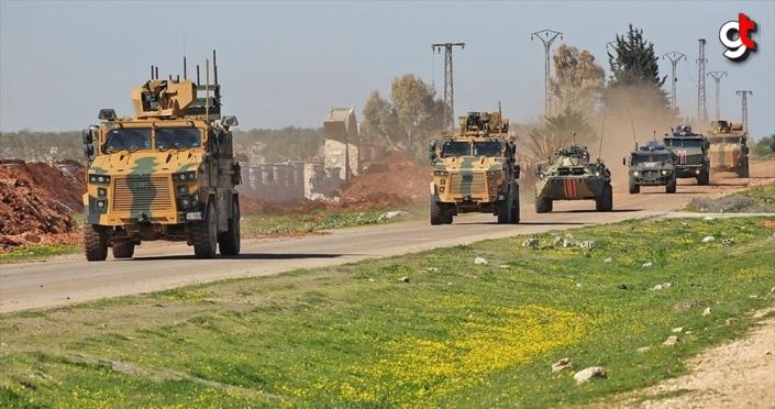 MSB: M4 kara yolunda ikinci Türk-Rus birleşik kara devriyesi icra edildi