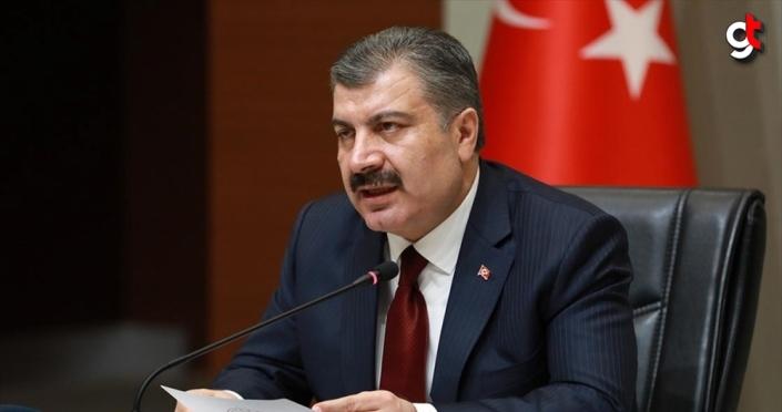 Sağlık Bakanı Koca: Bugün 16 hastamız hayatını kaybetti