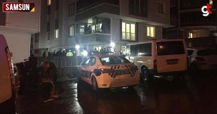 Samsun'da polis intihar etti