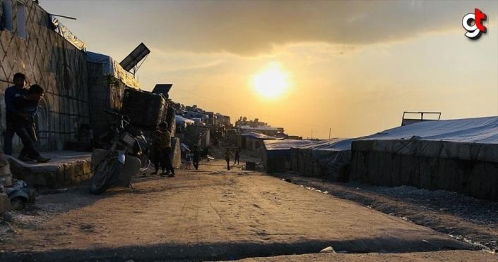Han Şeyhun kimyasal katliamın 3. yılına Esed rejiminin esaretinde girdi