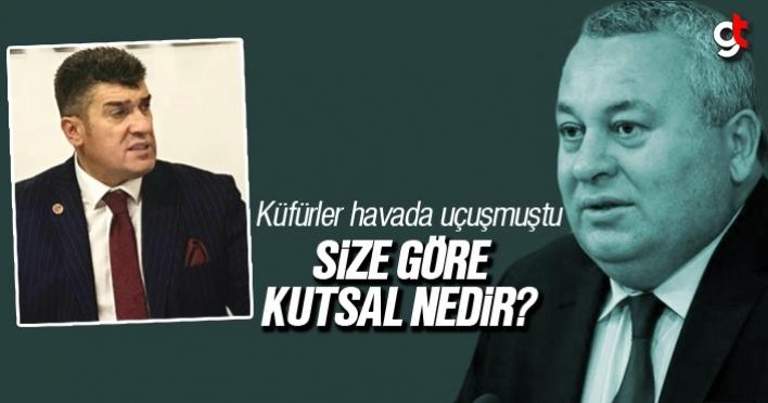 Temel Armutçu'dan MHP'li Cemal Enginyurt'a ser tepki