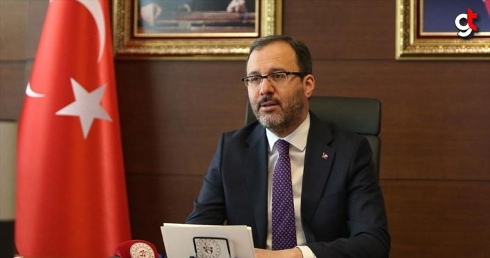Bakan Kasapoğlu: Haziran ayı burs ve kredi erken ödemeleri 19 Mayıs itibarıyla başladı