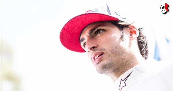 Carlos Sainz gelecek yıl Ferrari pilotu olacak