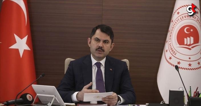 Çevre ve Şehircilik Bakanlığından 1 milyar avroluk çevre ve altyapı projesi