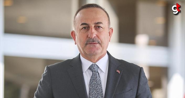 Dışişleri Bakanı Çavuşoğlu: Bütüncül bir yaklaşımla Asya'daki mevcudiyetimizi artırmamız lazım