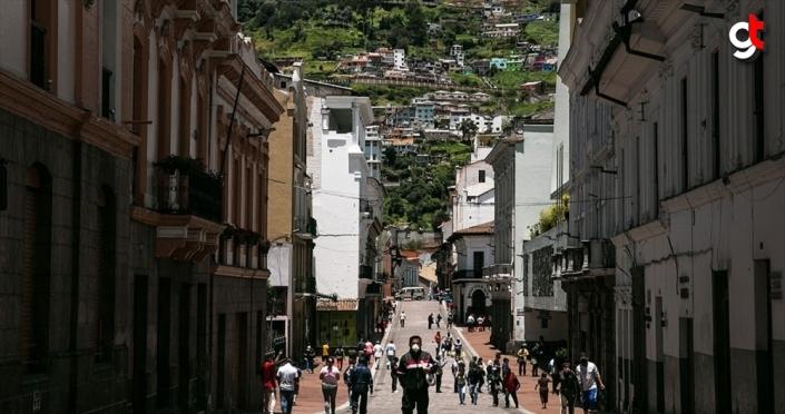 Ekvador'da Kovid-19'dan ölenlerin sayısı 2 bin 939'a yükseldi