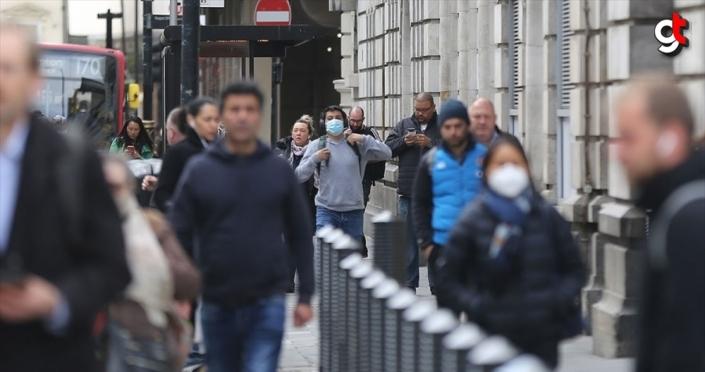 İngiltere'de Kovid-19 ölümleri 37 bin sınırına dayandı