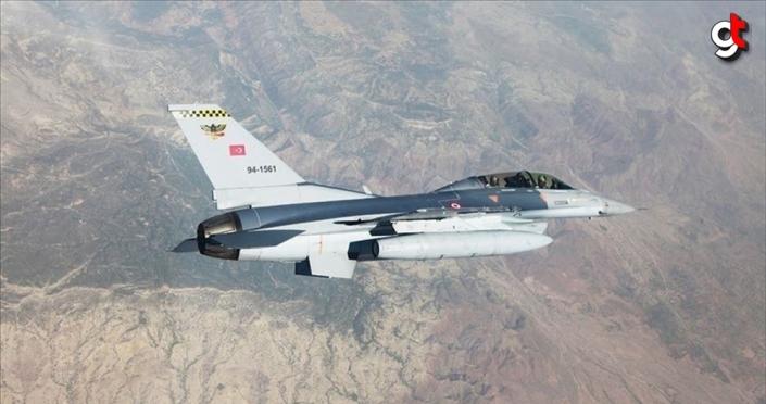 Irak'ın kuzeyinde 2 PKK'lı terörist etkisiz hale getirildi