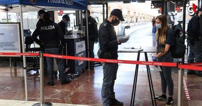 İtalya'da Kovid-19'dan ölenlerin sayısı 32 bin 877'ye yükseldi