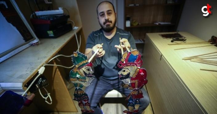 Karagöz ve Hacivat sosyal medyadan evlere misafir oluyor