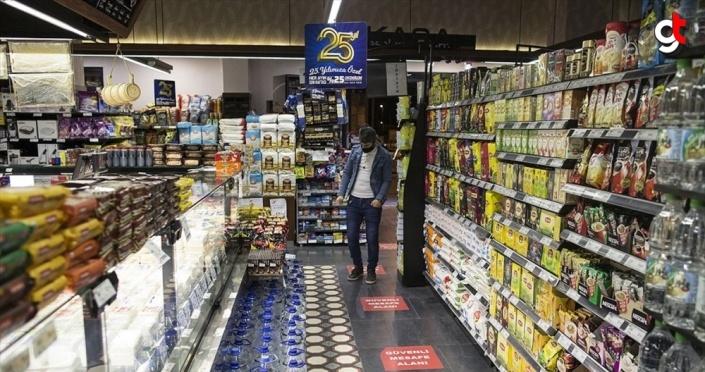 Kovid-19 salgınının başında gıdaya, sonra günlük ürünlere talep arttı