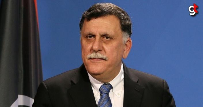 Libya Başbakanı Serrac 'AB'nin Libya'daki sivillere yönelik suçlarla ilgili politikasından' rahatsız