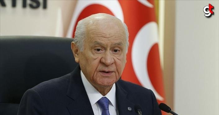 MHP Genel Başkanı Bahçeli'den bayram mesajı