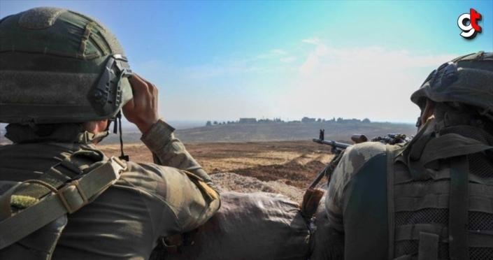 MSB: Barış Pınarı Harekatı bölgesine 2 terörist etkisiz hale getirildi