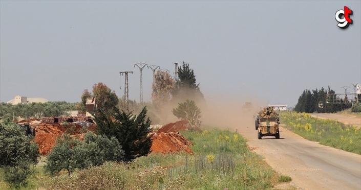 MSB: İdlib'de 11'inci Türk-Rus Birleşik Kara Devriyesi icra edildi