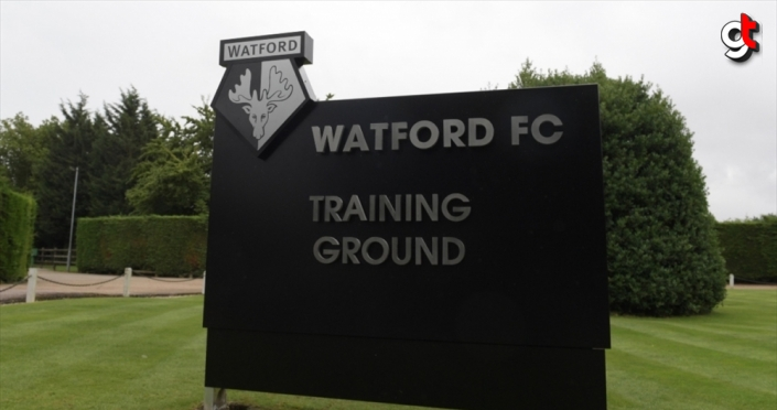 Premier Lig ekibi Watford'da bir futbolcunun Kovid-19 testi pozitif çıktı
