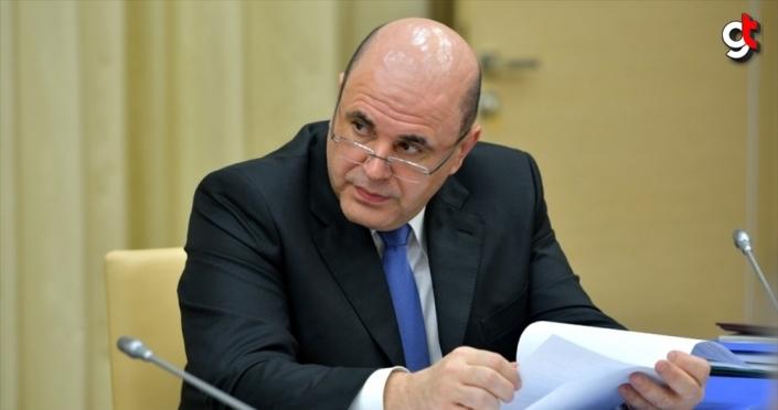 Rusya Başbakanı Mişustin, ülkede Kovid-19 durumunun iyiye gittiğini bildirdi