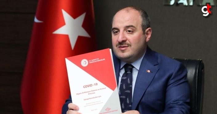 Sanayi ve Teknoloji Bakanı Varank: Türk sanayisinin zayıflamasına müsaade etmeyeceğiz