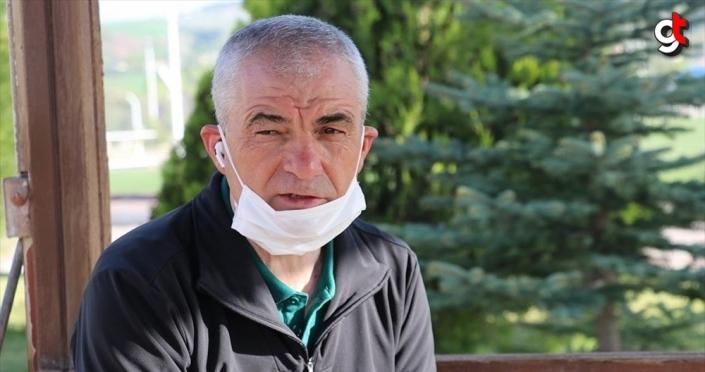 Sivasspor Teknik Direktörü Çalımbay'dan 'lig ertelensin' çağrısı