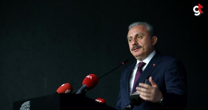 TBMM Başkanı Şentop bazı ülkelerin meclis ve senato başkanlarının bayramlarını kutladı