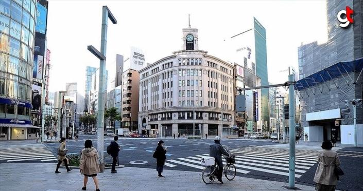 Tokyo metropolü ve Hokkaido'da OHAL kaldırıldı