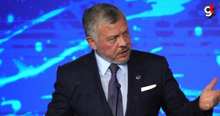 Ürdün Kralı 2. Abdullah'dan Ürdün Vadisi'nin 'ilhak' planına tepki