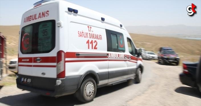 Van'da Vefa Sosyal Destek Grubu görevlilerini taşıyan araca terör saldırısı