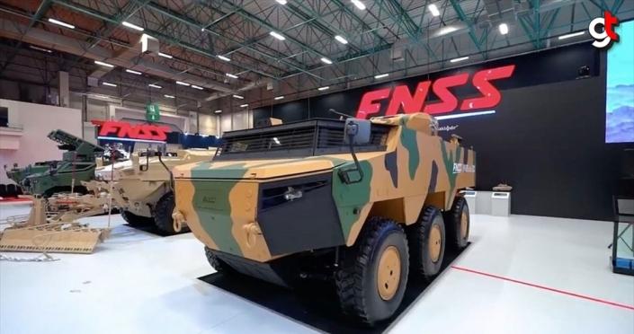 Yerli motorlu zırhlı araçlar 2021'de geliyor
