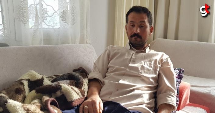 Ayının saldırısı sonucu yaralanan çiftçi tedavisinin ardından taburcu edildi