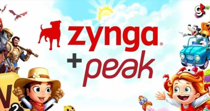 Bakan Varank, Zynga'nın Peak Games'i satın almasını değerlendirdi